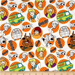 Scooby Doo The Gang Orange