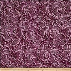 Colorama Batiks Plume Plum