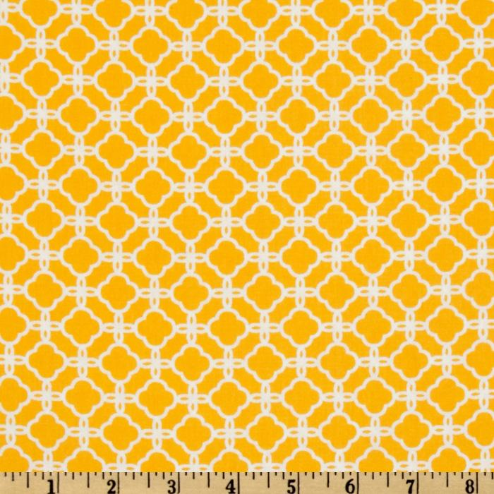 Pimatex Basics Chain Link Yellow/White