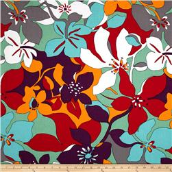 Large Floral Bright