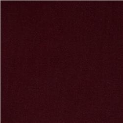 Solid ITY Stretch Knit Dark Wine