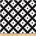Riley Blake Mod Studio Geometric Black