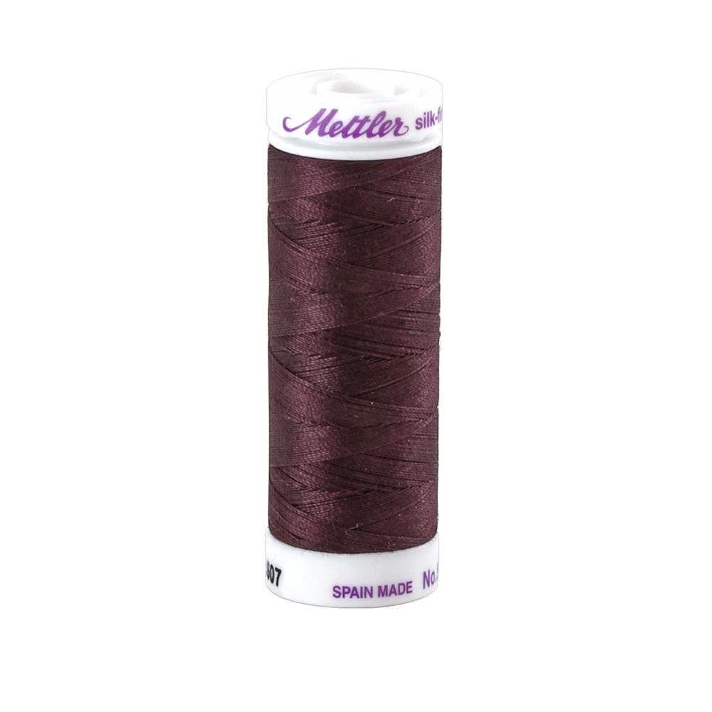Mettler Cotton All Purpose Thread Dark Claret