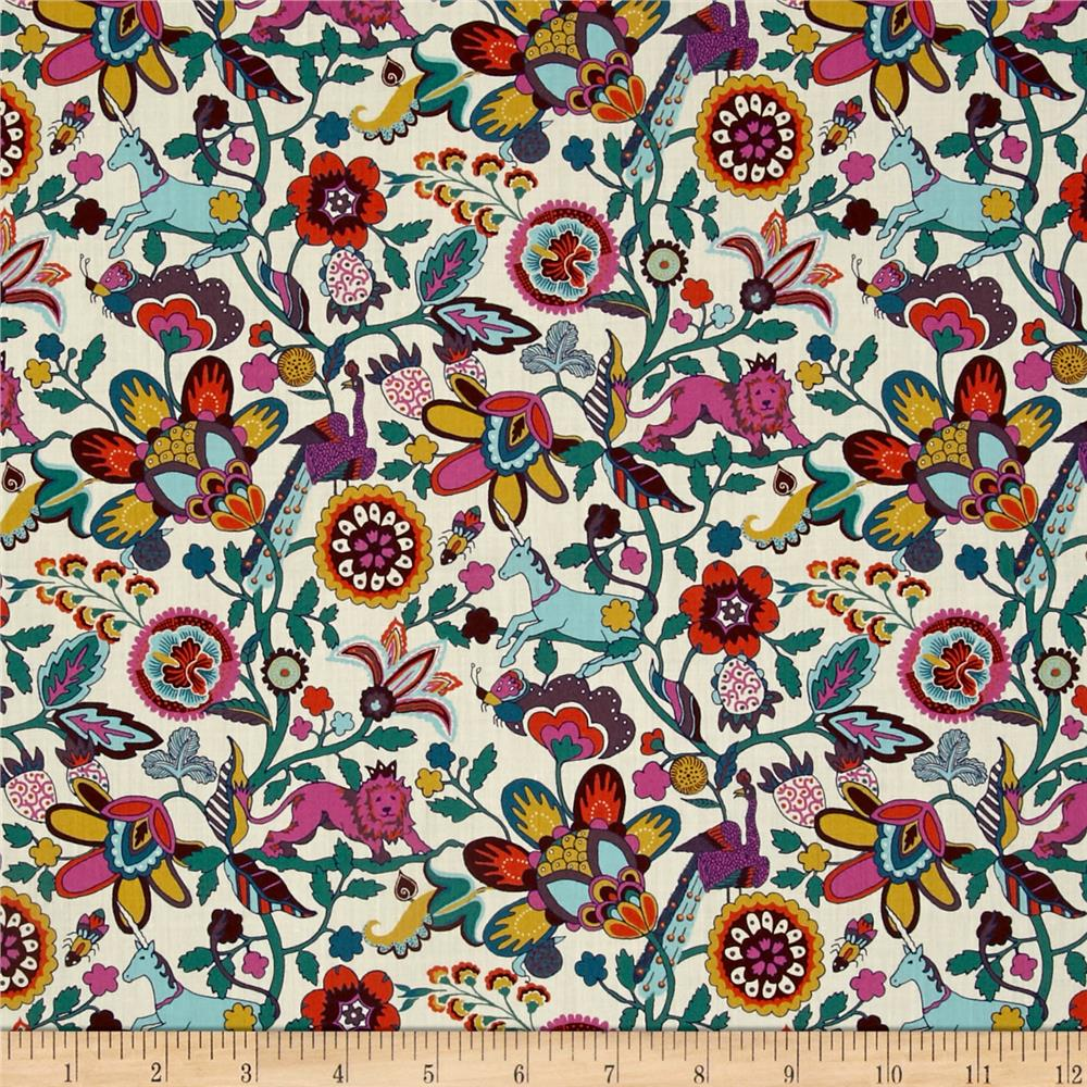Liberty of London Tana Lawn Mythical Forest Multi