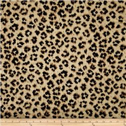 Jaclyn Smith Animal Print Blend Leopard Fabric