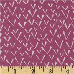 Fabric Freedom Quirky Floral Quirky Ditz Pink