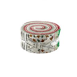 "Moda Sugar Plum Christmas 2.5"" Jelly Roll"