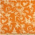 Waverly Sun N Shade Quilted Palm Palace Mango