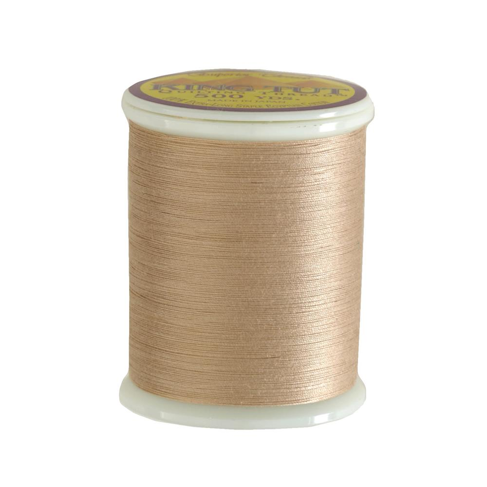 Superior King Tut Cotton Quilting Thread 3-ply 40wt 500yds Flax