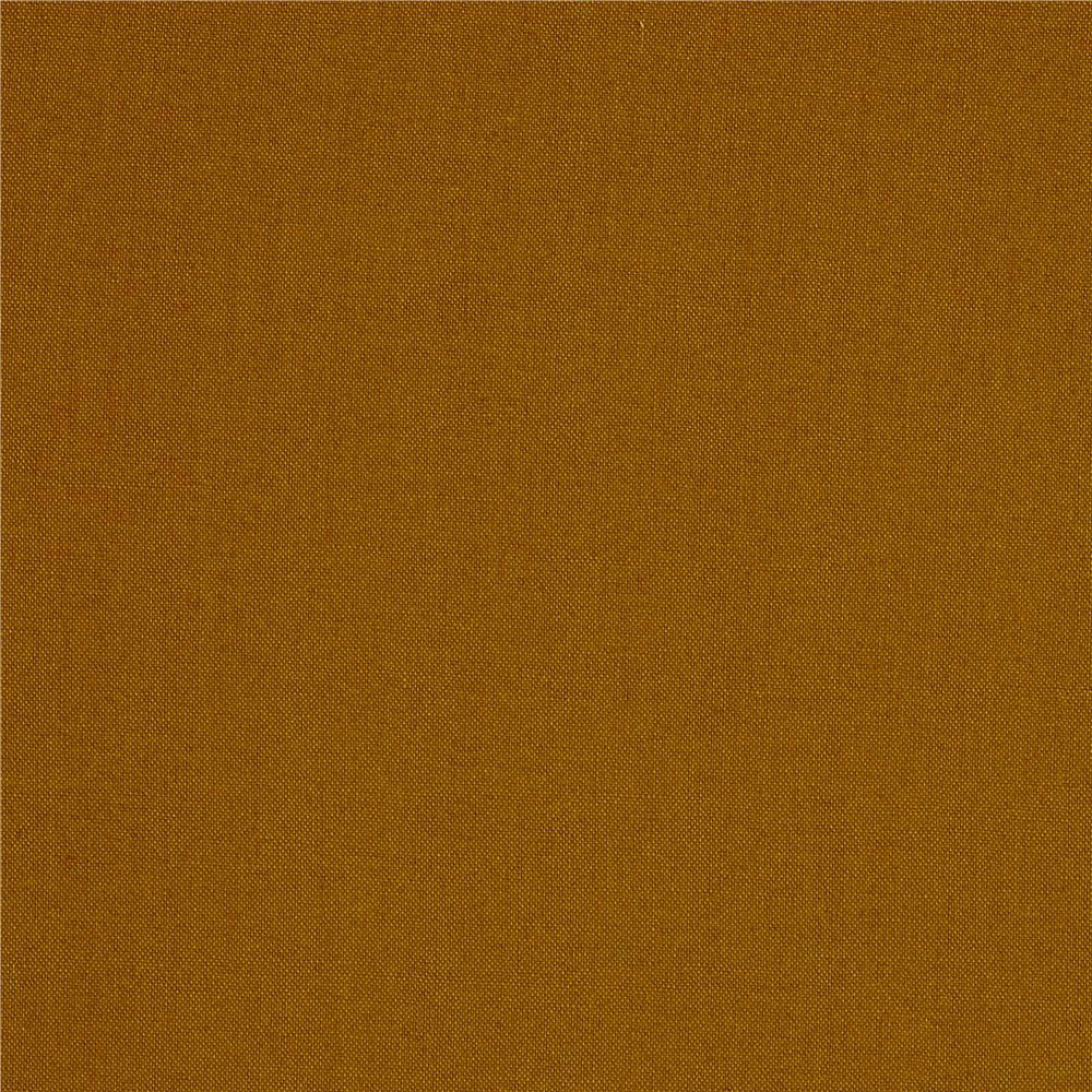 Michael Miller Cotton Couture Solid Ochre