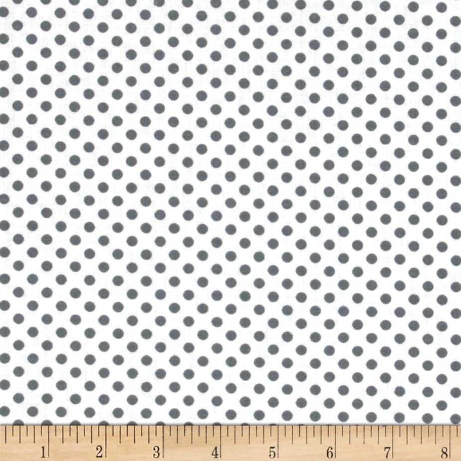 Spot On II Mini Dots White/Grey