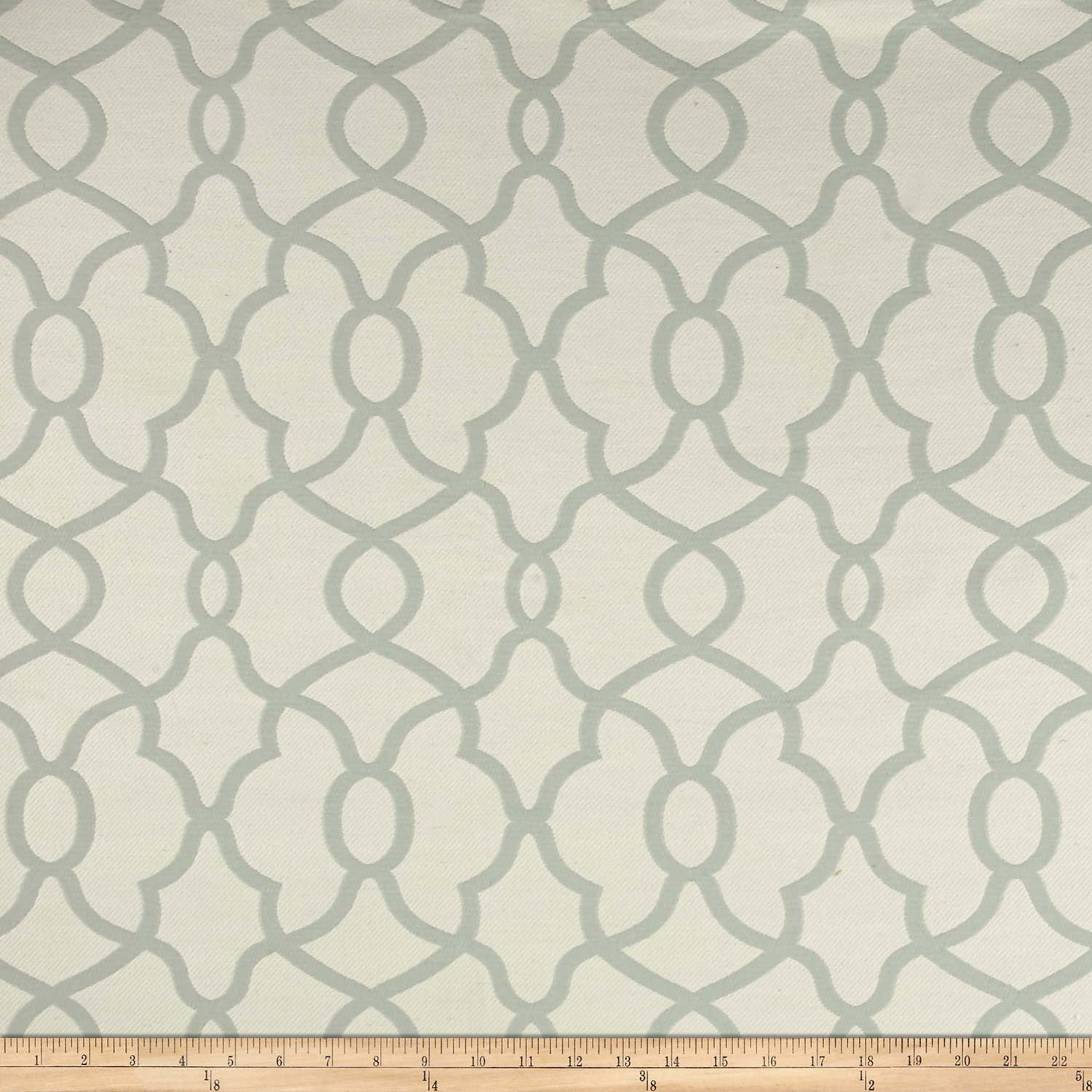 Kelly Ripa Home Clearly Cool Spa Fabric by Waverly in USA