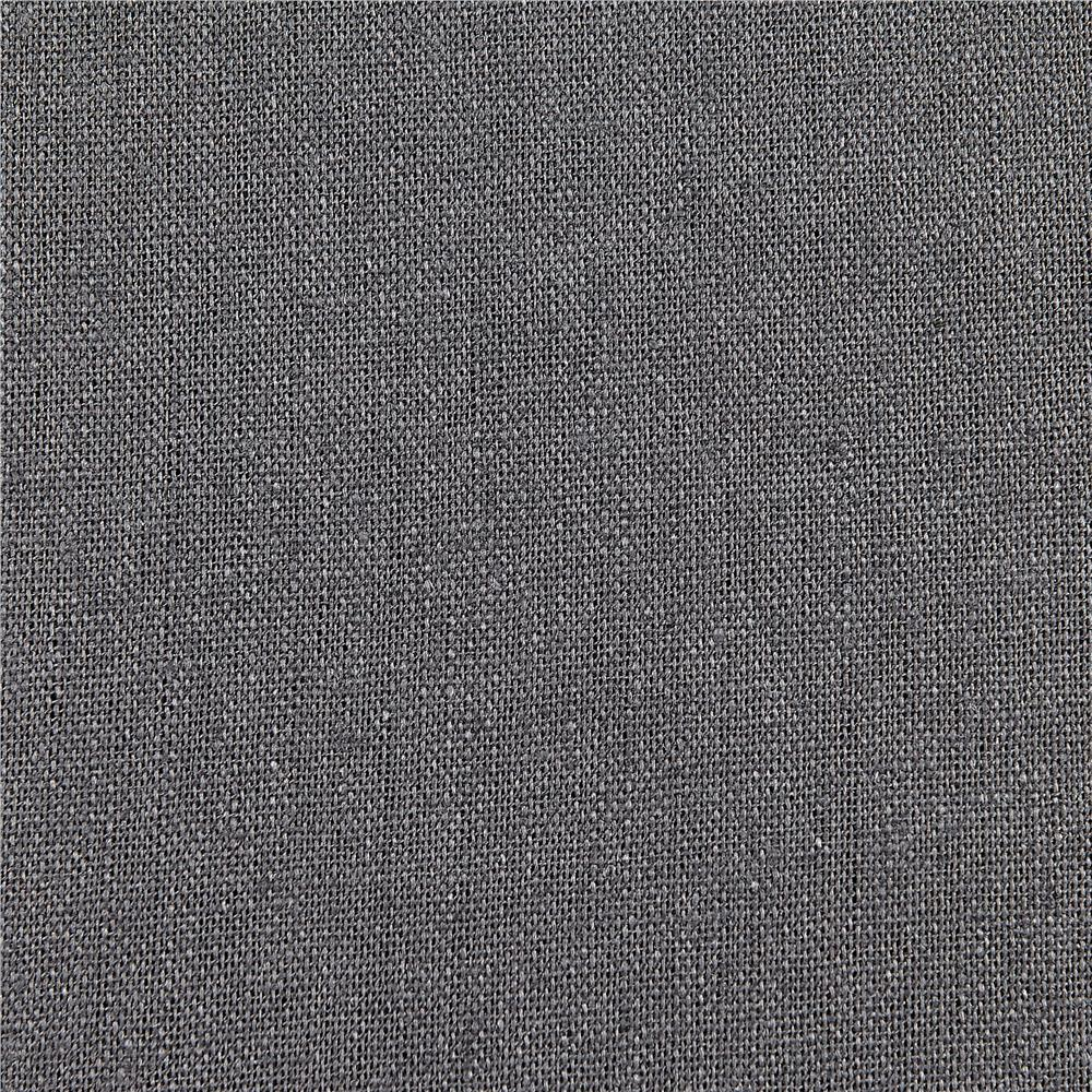 Brussels Washer Linen Blend Charcoal