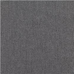Kaufman Brussels Washer Linen Blend Charcoal