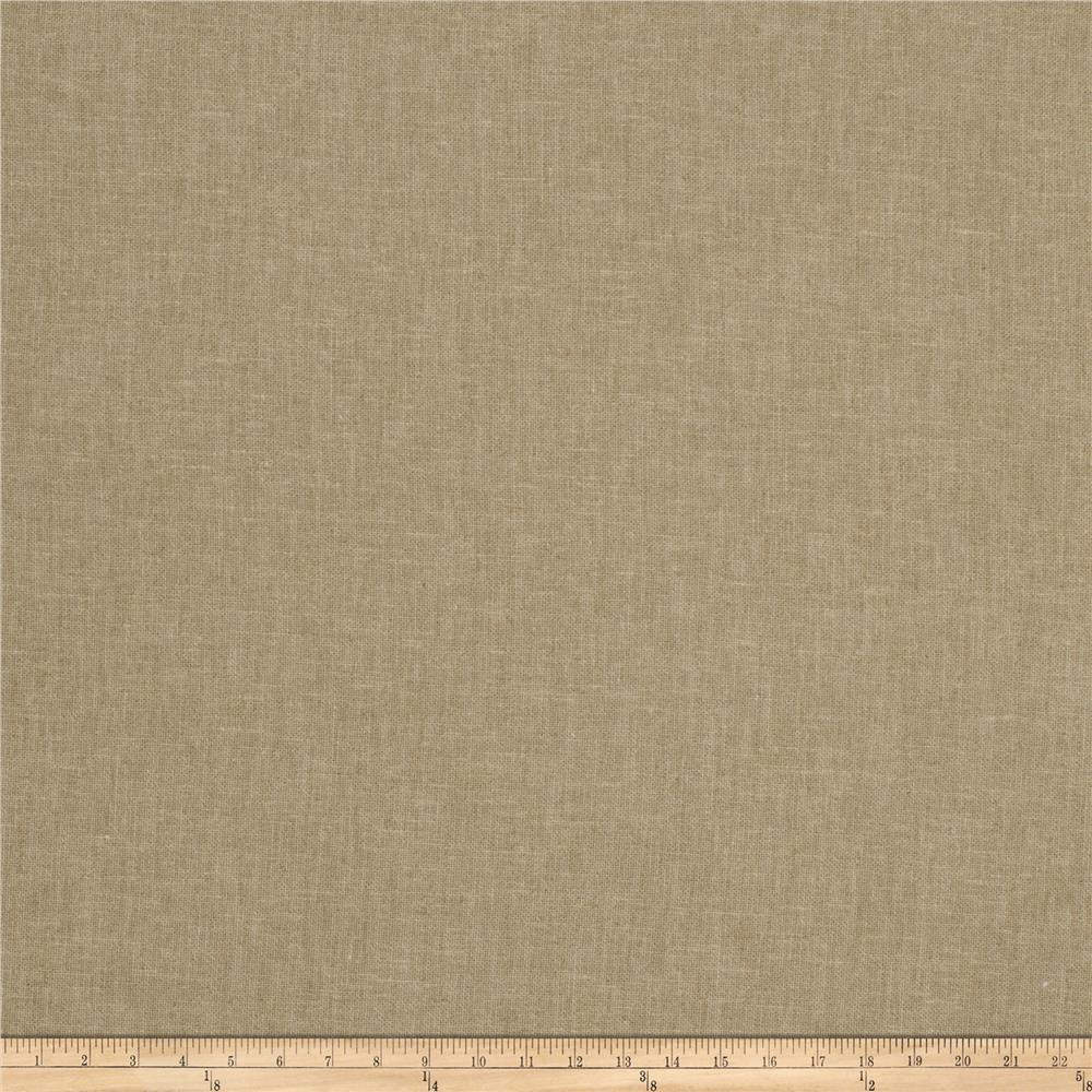Fabricut Albert Linen Blend Putty