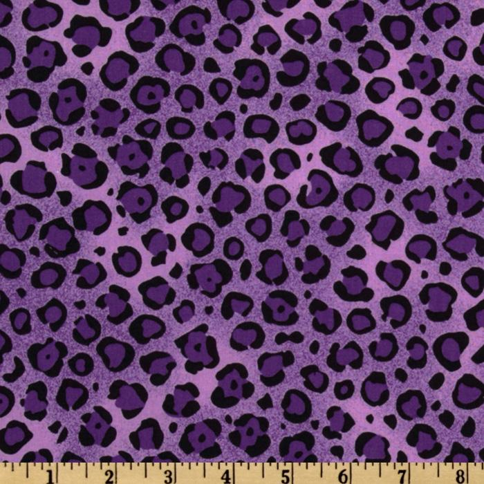 Animal Print Designs Animal Print Leopard Purple