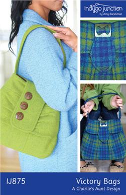 Indygo Junction Victory Bag Pattern