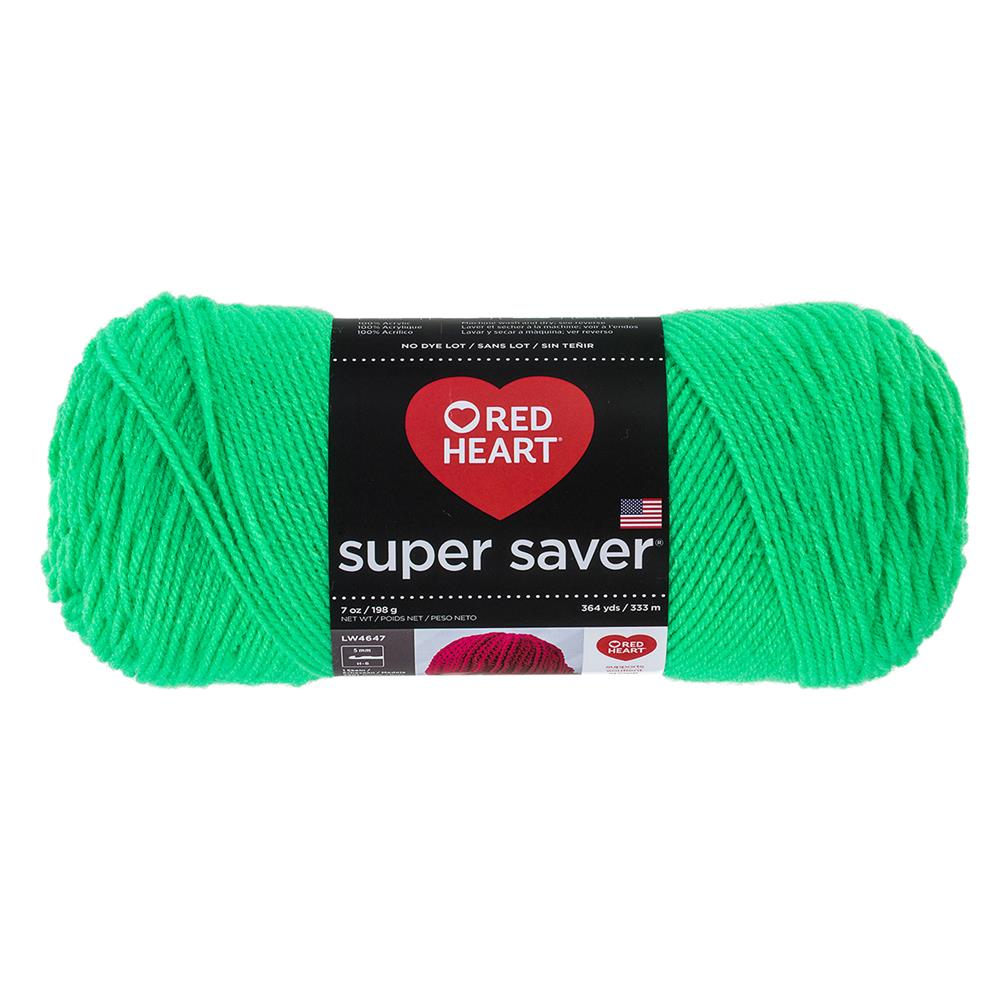 Red Heart Super Saver Econ Glowworm Yarn