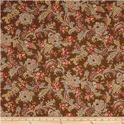 Moda Roses & Chocolate II Foulards & Roses Chocolate