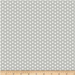 Riley Blake Little Ark Dot Grey