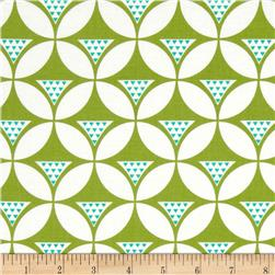 Moda Color Theory Geo Mod Lime