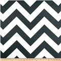 RCA Chevron Sheers Black/White