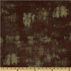 Moda Grunge (#30150-54) Brown Fabric