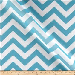 RCA Chevron Sheers Capri Blue