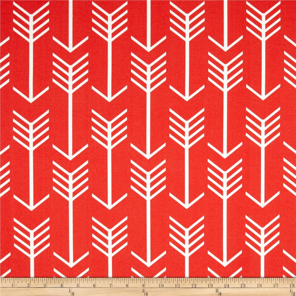 Premier Prints Arrow Indoor/Outdoor Indian Coral