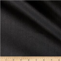European Linen/Cotton Blend Black