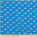 Storybook Americana Flags Blue
