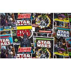 Star Wars Fleece Black/Multi