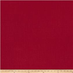 Fabricut Principal Brushed Cotton Canvas Red
