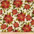 Winter Sanctuary Poinsettia Cream