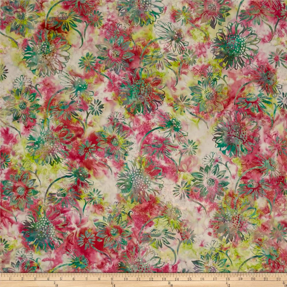 Bali Batiks Handpaints Dahlia Rose Quartz