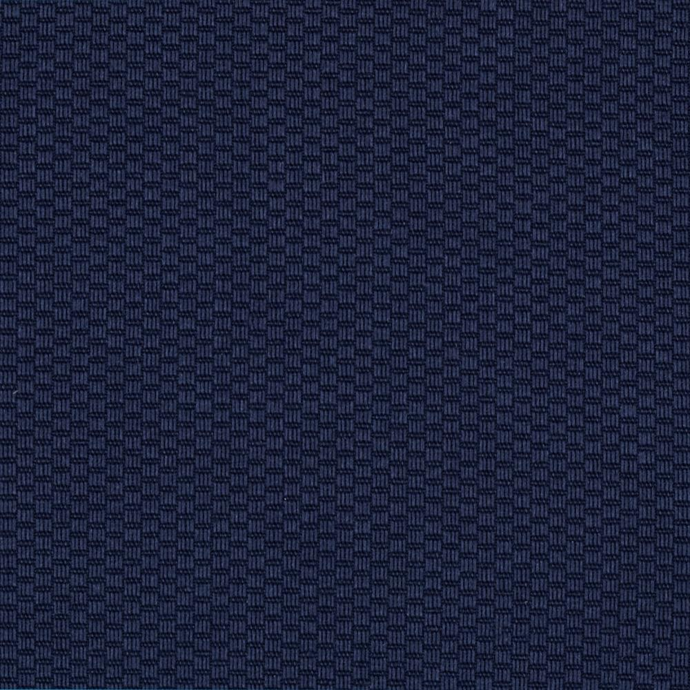 Cotton pique navy discount designer fabric for Fabric cloth material