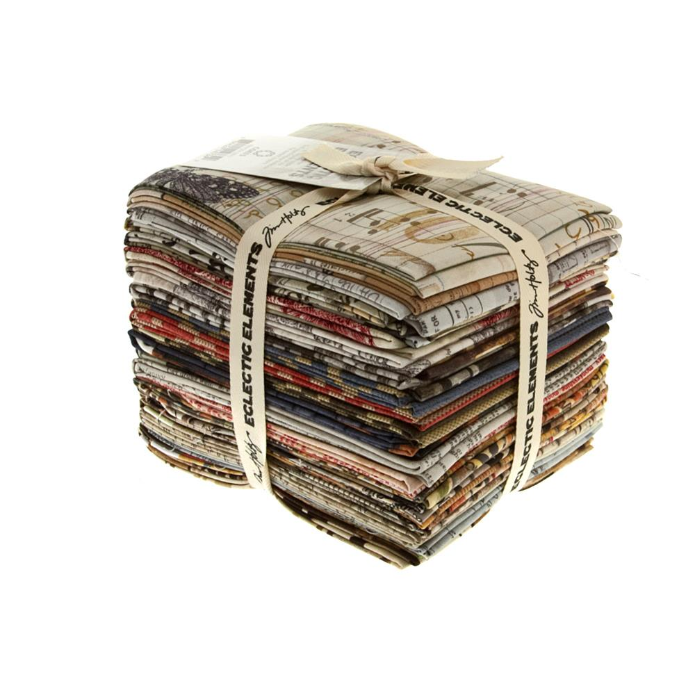 Tim Holtz Eclectic Elements Fat Quarter Assortment