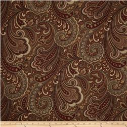 Richloom Indoor/Outdoor Merona Cinnabar Fabric