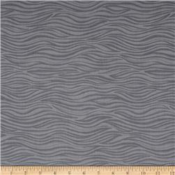 Robert Kaufman Drawn Waves Pewter