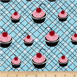 Jessie Steele Collection Cupcake Blue