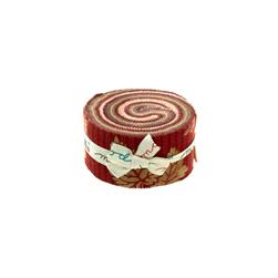 Moda Crazy for Red 2.5-in Jelly Roll