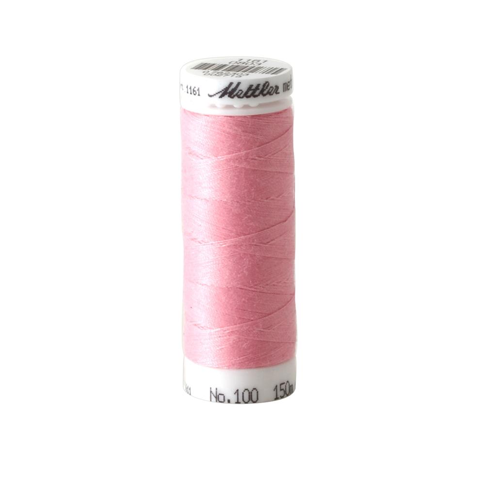 Mettler Metrosene Plus Polyester All Purpose Thread Pink Tulip