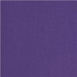 Linen/Cotton Voile Purple