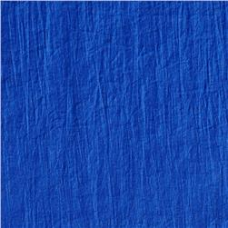 Nylon Crinkle Cloth Royal