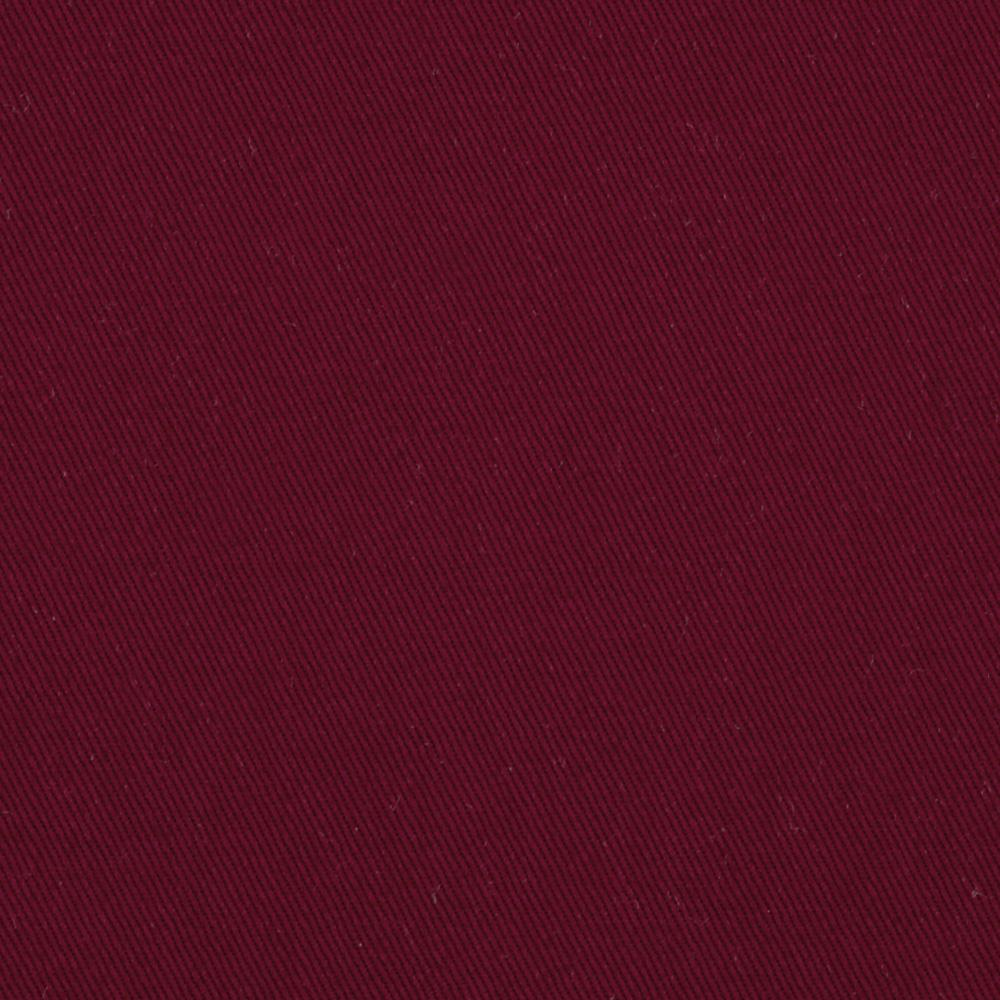 Kaufman Hampton Twill Burgundy