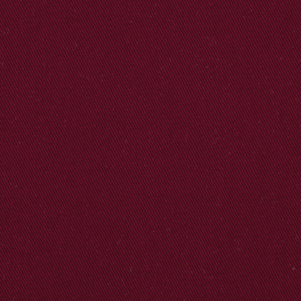 Kaufman Hampton Twill Burgundy Fabric