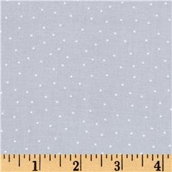 Maywood Studio Kimberbell Basics Tiny Dots Gray