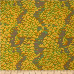 Brandon Mably Collection Shell Scape Yellow