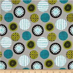 Mallowway Small Floral Grey