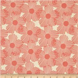 Styl Mod Large Flowers Cream/Coral
